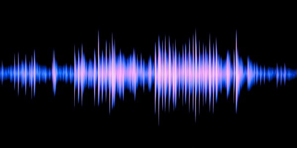 purple waveform